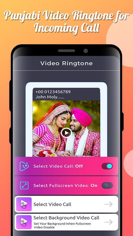 punjabi ringtone new video