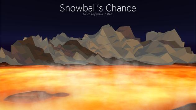 A Snowball's Chance poster