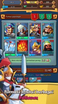 Game Perang Royale - Clash Of ThreeKing screenshot 2