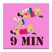 9 Minute Mommy & Baby Workout icon