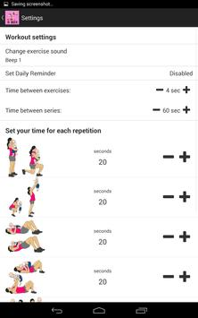 9 Minute Mommy & Baby Workout screenshot 3
