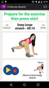 12 Minute Ladies Workout apk screenshot