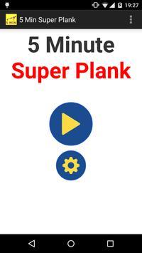 5 Minute Super Plank Workout screenshot 8