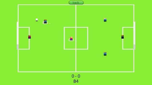 Super Pixel Soccer apk screenshot