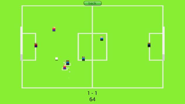 Super Pixel Soccer poster