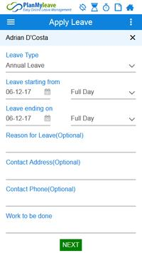Employee Time Tracking with Geofencing screenshot 1