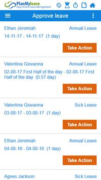 Employee Time Tracking with Geofencing screenshot 2