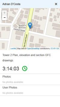 Employee Time Tracking with Geofencing screenshot 4