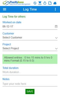 Employee Time Tracking with Geofencing screenshot 5