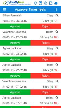 Employee Time Tracking with Geofencing screenshot 6