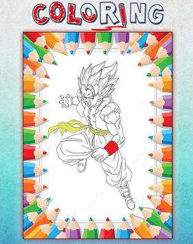 How To Color Dragon Ball Z -dbz new games poster
