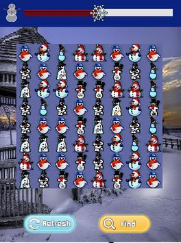 Snowman Games: Free poster