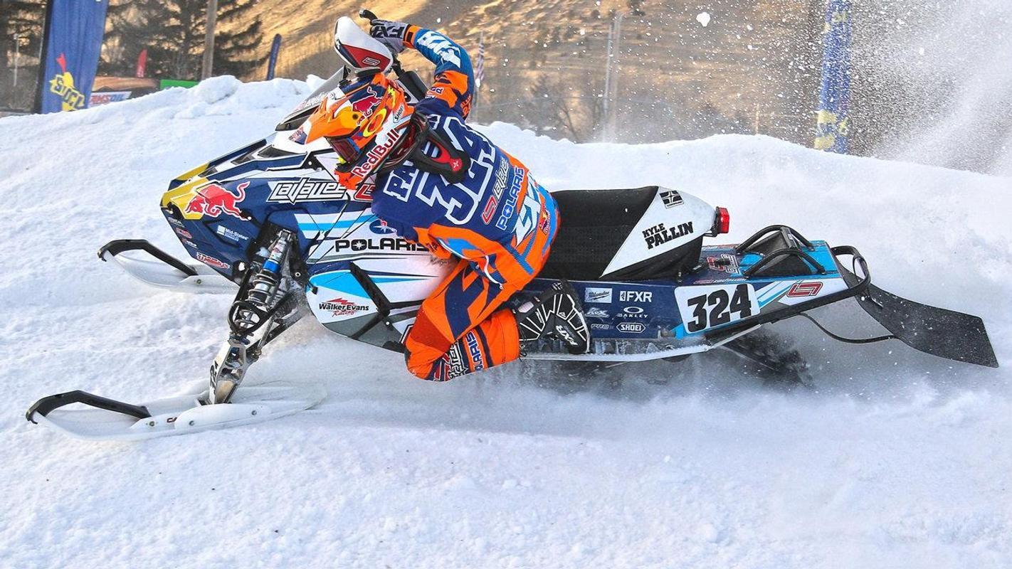 ... Extreme Snowmobile Wallpaper screenshot 17 ...