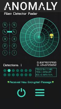 Anomaly - Alien Detector Radar screenshot 1