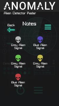 Anomaly - Alien Detector Radar screenshot 2