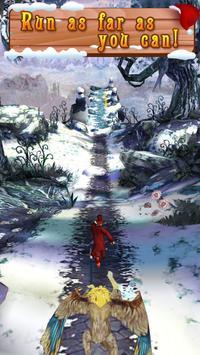 Snow Run:Witch Mountain Escape screenshot 1