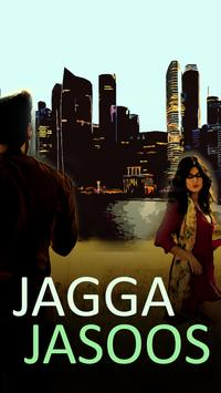Movie Video for Jagga Jasoos poster
