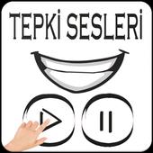 Komik Sesler - Tepki Sesleri icon