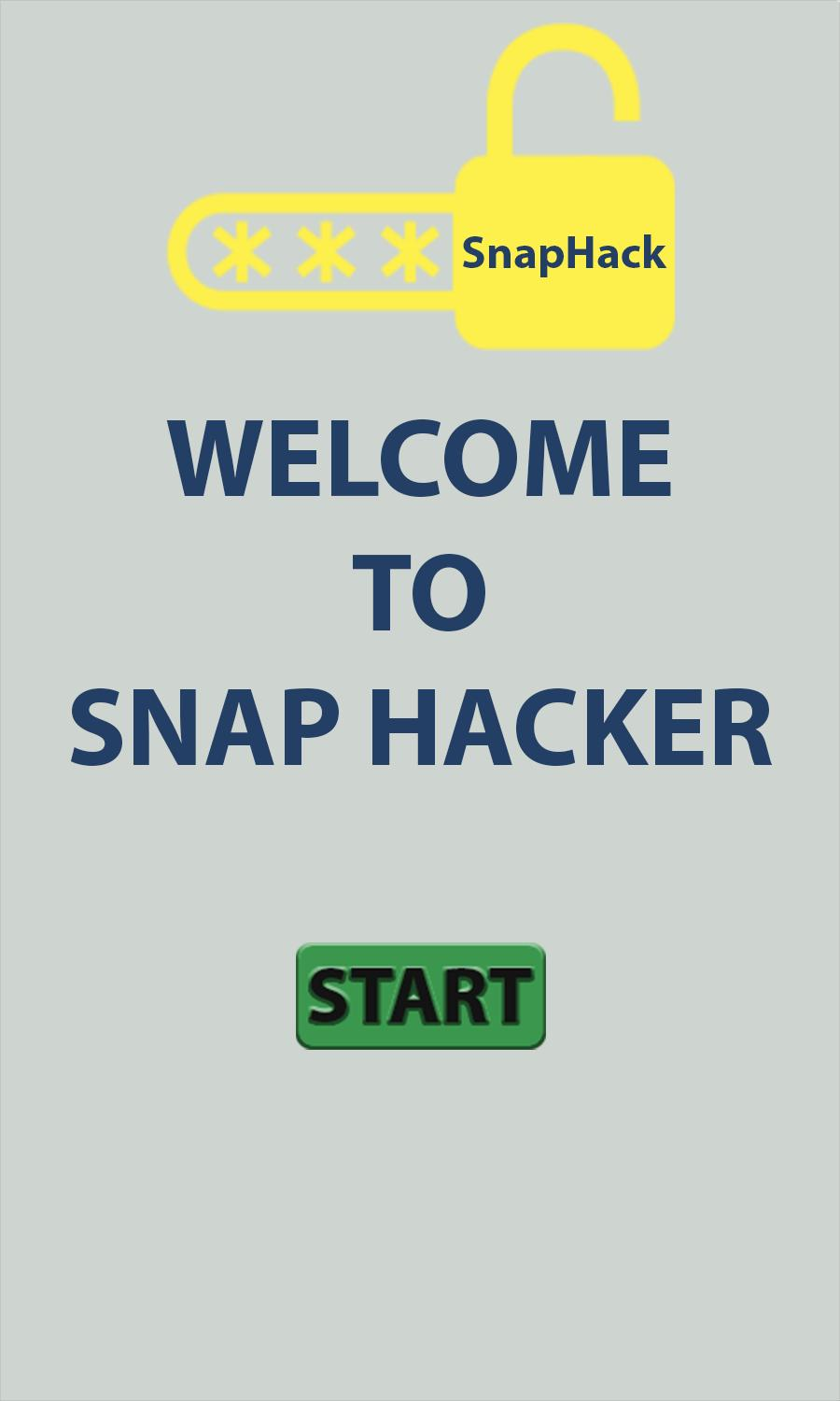 snaphack password Hacker prank for Android - APK Download