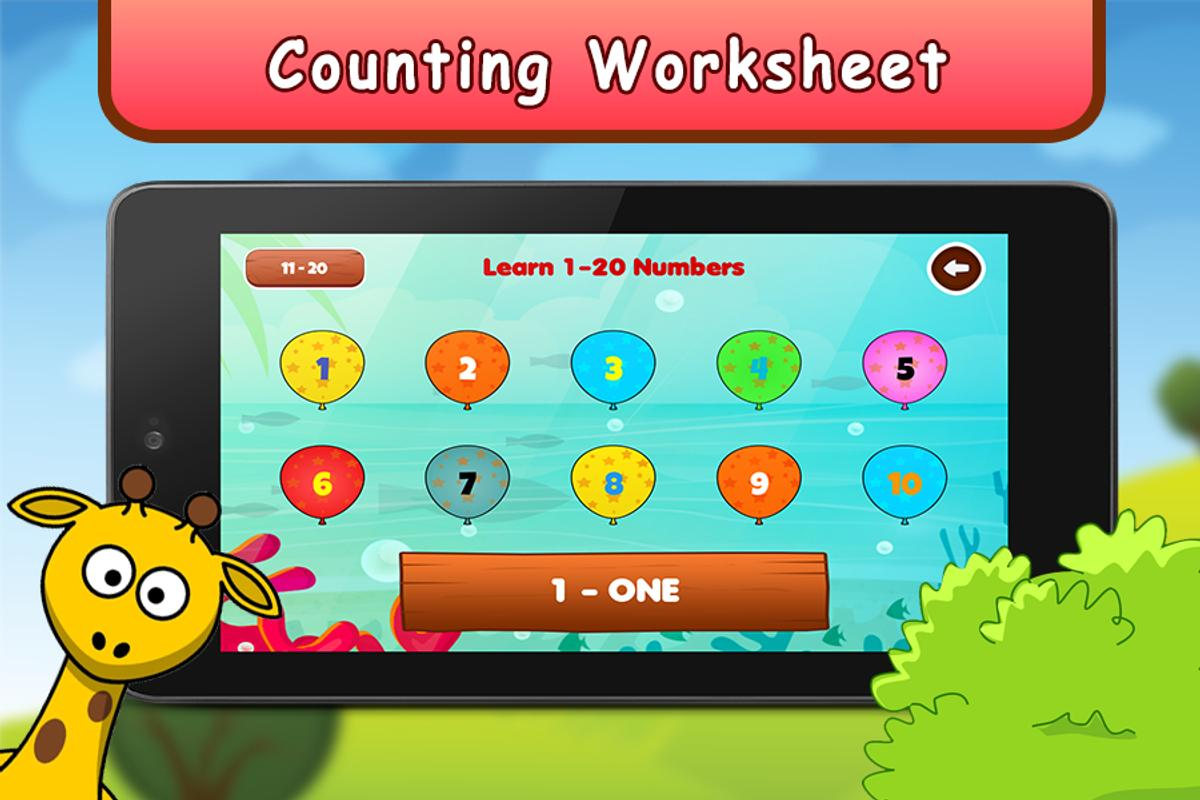 Kids Math for Android - APK Download