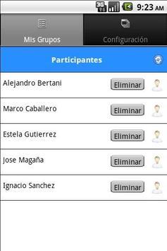 ConferenceNow apk screenshot