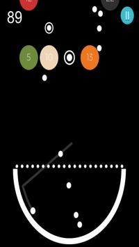 Control Ark to smash balls apk screenshot