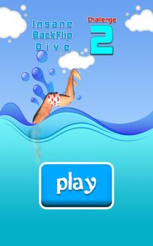 Back Flip Dive Challenge 2 apk screenshot