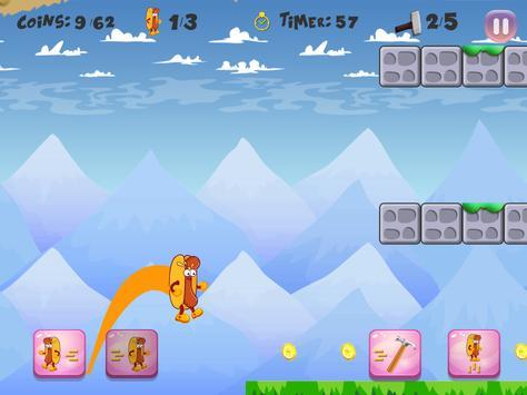 Dancing Hot Dog Challenge screenshot 4