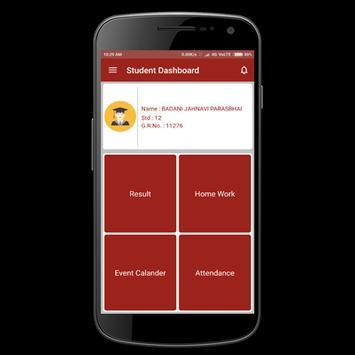 SHAKTI SCHOOL RAJKOT screenshot 2