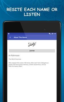 99 Names of Allah Asma ul Husna with Meanings screenshot 11