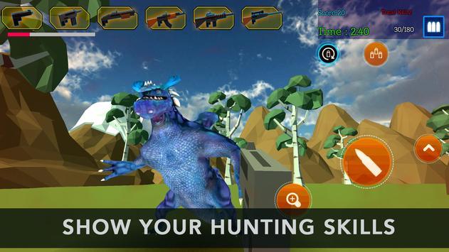 Guns & Dragons - Hunting World apk screenshot