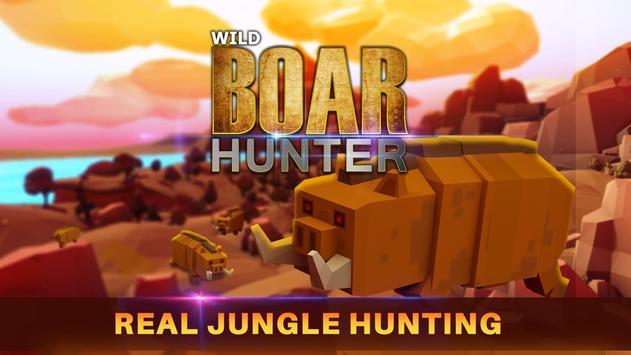 Wild Pixel Hunting World 2017 screenshot 1