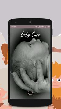 Baby Care - Parenting Tips poster