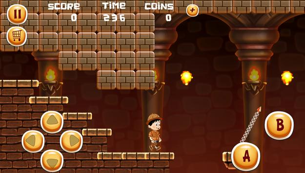 Sofia Princess run Hero World! apk screenshot
