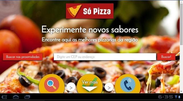 Só Pizza apk screenshot