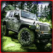 4x4 Extreme Off-Road Jeep Stunts icon
