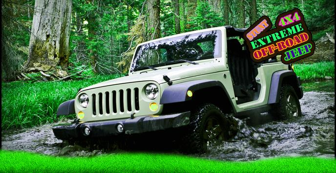 4x4 Extreme Off-Road Jeep Stunts apk screenshot