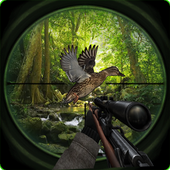 Birds Hunting In Jungle 2018 icon
