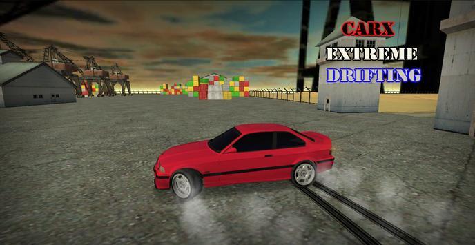 CarX Extreme Drifting 3D poster