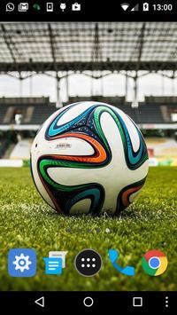 soccer wallpaper screenshot 1