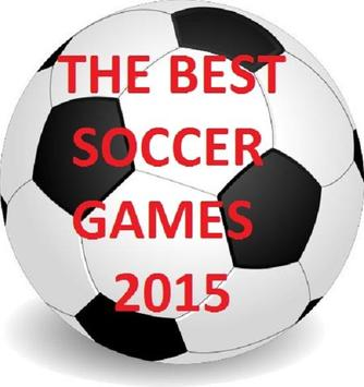 Real Soccer Games for 2015 poster