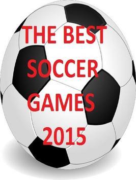 Real Soccer Games for 2015 apk screenshot