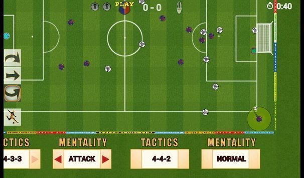 Champions Stars Soccer apk screenshot