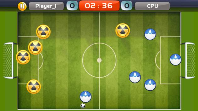 Finger Soccer screenshot 2