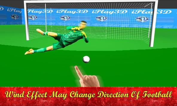 Flick Soccer Kick screenshot 3