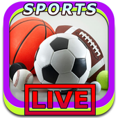 Live Sports Stream TV icon