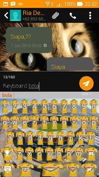 Icon Santos laguna keyboard screenshot 4