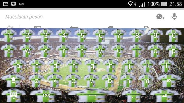 Icon Santos laguna keyboard screenshot 2