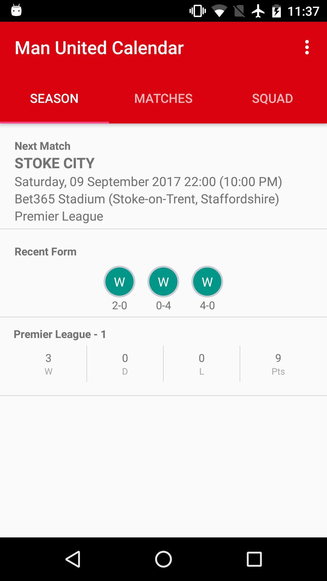Manchester United Calendario.Man United Calendario For Android Apk Download