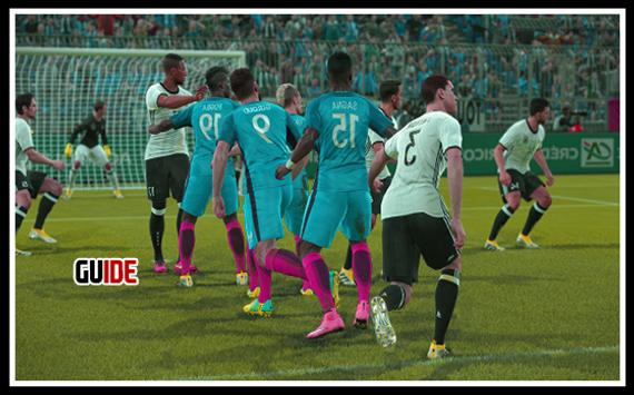 New:PES 2017 Tips screenshot 1